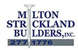 Milton Strickland Builders LLC logo