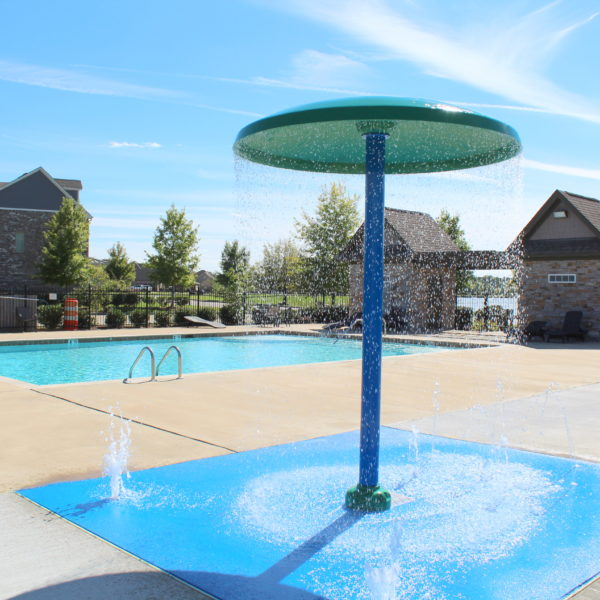 Swimming Pool and Splash Pad