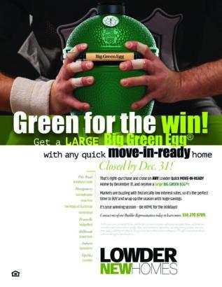 LNH-Green Egg Promo-Flyer
