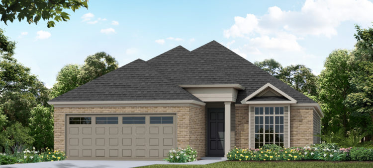 rendering of a house